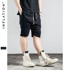 Newin - 抽绳短裤