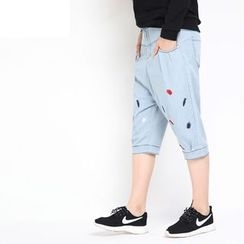 MUKOKO - Capri Jeans