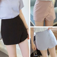 Angel Shine - Buttoned Skort