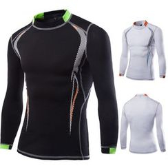 Constein - Sport Long-Sleeve Top