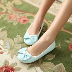 Charming Kicks - Bow Flats