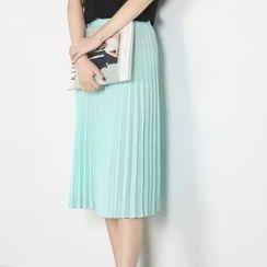 Coolvibe - Chiffon Long Skirt