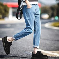 Gurun Vani - Tapered Jeans