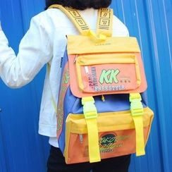 Bolso - 插色背包