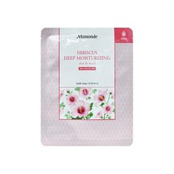 Mamonde - Skin Fit Mask - Hibiscus (Deep Moisturizing) 1pc