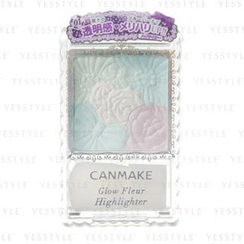 Canmake - Glow Fleur Highlighter (#01 Planet Light)