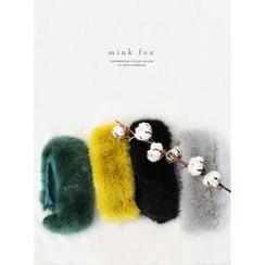 STYLEBYYAM - Faux-Fur Neck Warmer