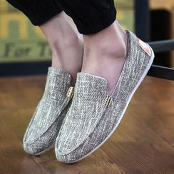 Furin - Linen Slip-Ons