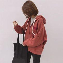 Bloombloom - Hooded Zip Jacket