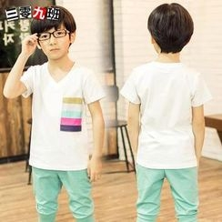 Lullaby - Kids Set: Short-Sleeve T-Shirt + Pants