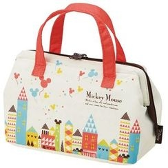 Skater - Mickey Mouse Lunch Bag M (Town)