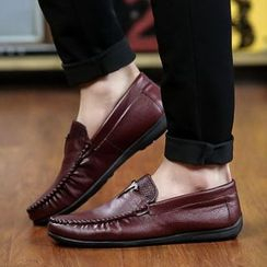 Easy Steps - Studded Loafers