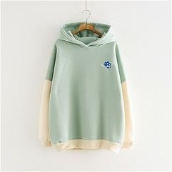 Storyland - Color-Block Hoodie