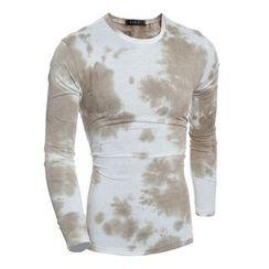 Hansel - Tie-Dye Long-Sleeve T-Shirt