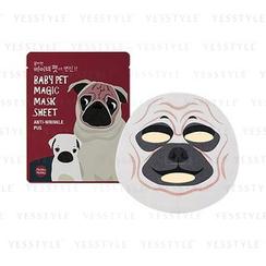 Holika Holika - Baby Pet Magic Mask Sheet (Anti-Wrinkle Pug)