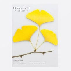 iswas - Leaf Sticky Note - (L)