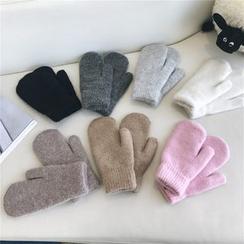 EEKO - 純色針織手套
