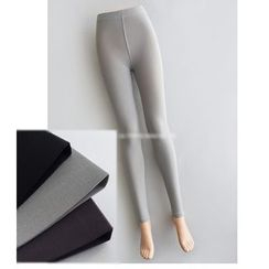 LA SHOP - Plain Leggings