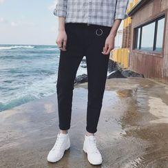子俊 - 圈环牛仔裤