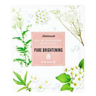 Mamonde - Dual Gel Pure Brightening Mask Pack