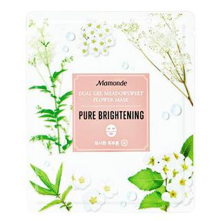 Mamonde - Dual Gel Pure Brightening Mask Pack