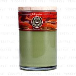 Terra Essential Scents - Hand-Poured Soy Candle - Fall Equinox