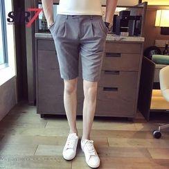 SIRIUS - 純色短褲