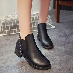 Chryse - 铆钉及踝靴