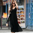 SO Central - V-Neck Maxi Dress
