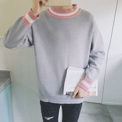 ZONZO - Color block Sweater