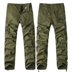 Fireon - Plain Cargo Pants