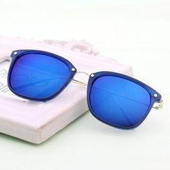 OJOS - Metal-Temple Sunglasses