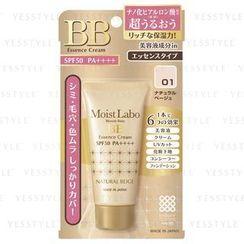 brilliant colors - Moist Labo BB Essence Cream SPF 40 PA+++ (#01 Natural Beige)