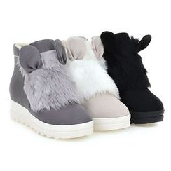 Bootsling - Fluffy Snow Boots
