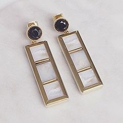 True Glam - Dangle Earrings / Non-Matching Earrings