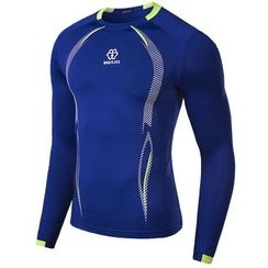 Fireon - Sports Quick Dry Long-Sleeve Top