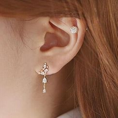 Nanazi Jewelry - 925 Sterling Silver Earrings