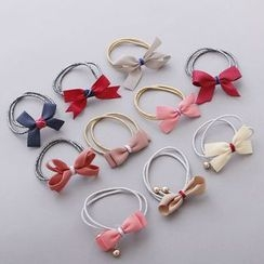 Chapa - Bow-Accent Hair Tie