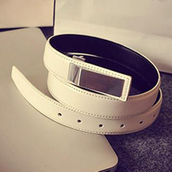 Streetstar - Faux-Leather Belt
