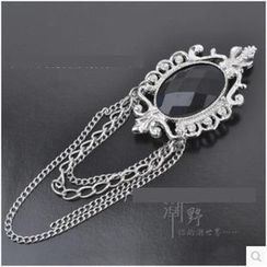 Trend Cool - Chain Brooch