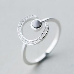 A'ROCH - Crescent Open Ring