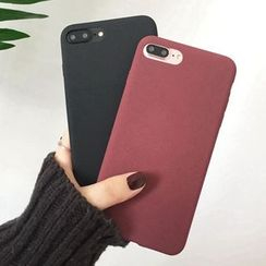 Homap - Plain Mobile Case - iPhone 7 / 7 Plus / 6s / 6s Plus