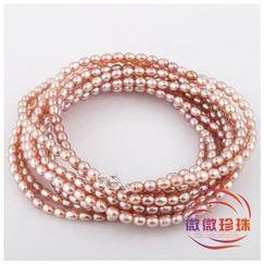 ViVi Pearl - 淡水珍珠多层手链