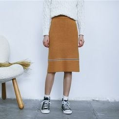Hanme - 鉛筆裙