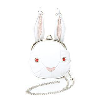Morn Creations - Rabbit Purse with Chain