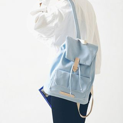 Seok - Canvas Backpack