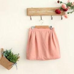 11.STREET - Plain Skirt