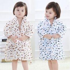 Emperial - Kids Print Robe