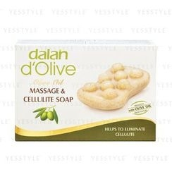 Dalan - d'Olive Olive Oil Massage & Cellulite Soap