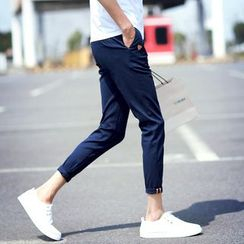 Alvicio - Cuffed Pants